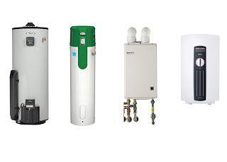 Service water heater di bandung