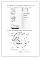 Atividade de Ciências 2º Ano com interpretações sobre o sol e tempo