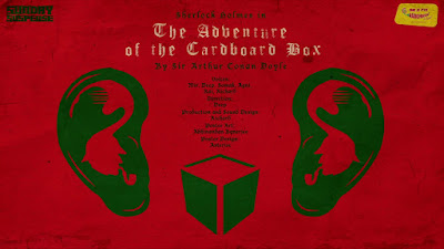 The Adventure of the Cardboard Box | Sherlock Holmes | Sir Arthur Conan Doyle