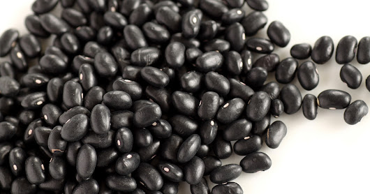 6 Explanation on health benefits of eating organic black beans