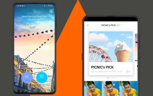 PICNIC App: