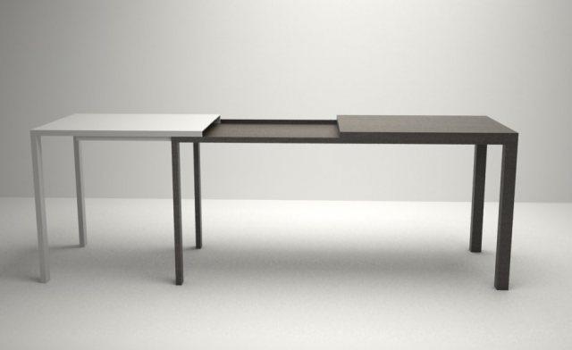 Unique Expanding Dining-cum-Work Table 50/50 ~ Interior ...