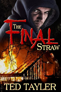 The Final Straw - thriller by Ted Tayler book promotion