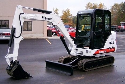 Bobcat Mini Excavators