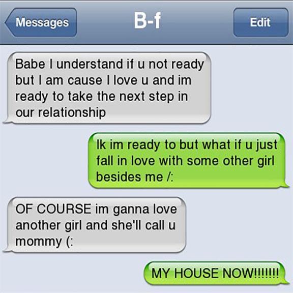 Best Romantic Text Messages Ever Sent