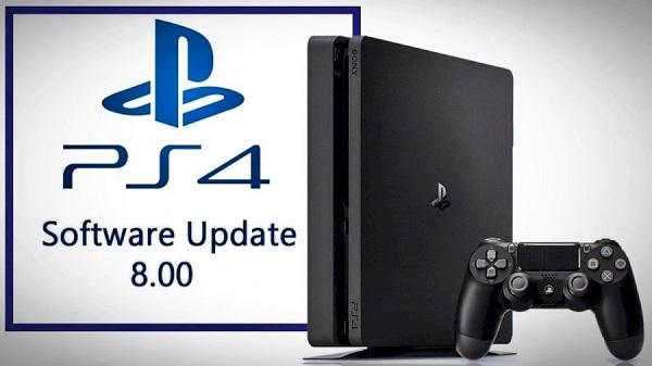 سوني تعلن عن تحديث رقم 8.00 لجهاز PS4 و اضافات مهمة أصبحت متوفرة الآن