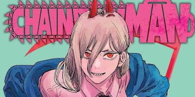 Anime Chainshaw Man