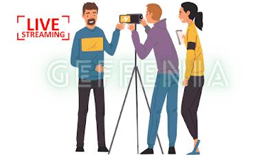 livestreaming profesi bergaji tinggi