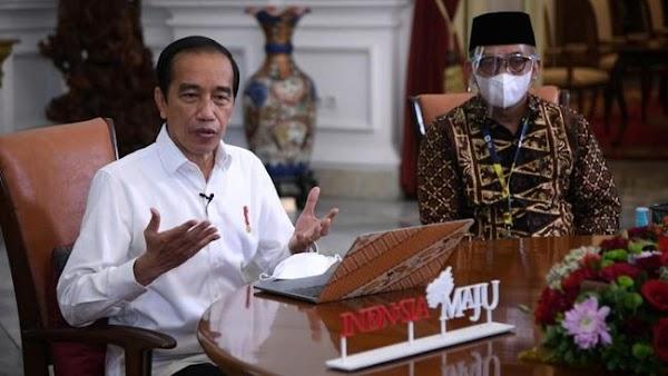 Jokowi: Jangan Sibuk Buat Aturan, Pelaksanaan di Lapangan yang Dilihat