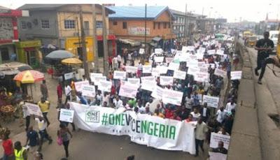 #IStandWithNigeria