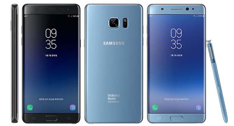 7 Spesifikasi HP Samsung Galaxy Note FE yang Istimewa