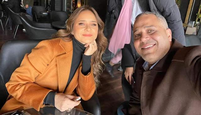 مصطفى درويش أمام نيللي كريم في ضد الكسر