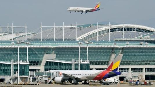 Aeropuerto Internacional Incheon
