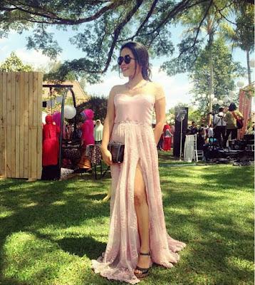 Kebaya Dress Lengan Pendek