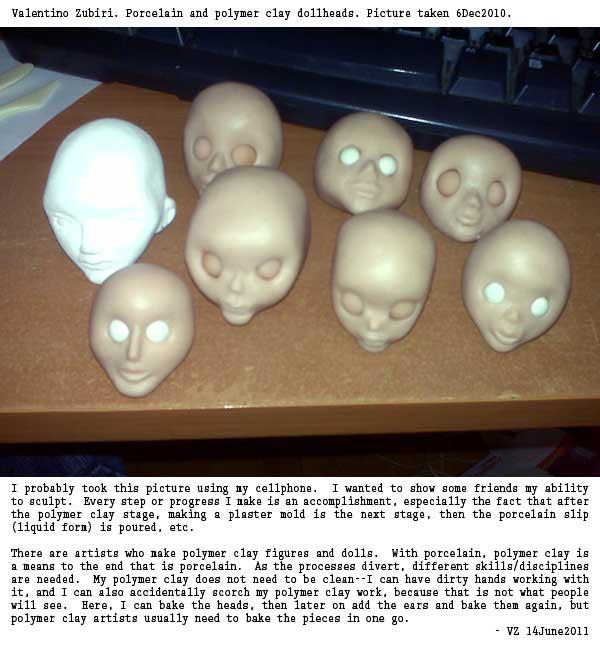 porcelain dolls how to make