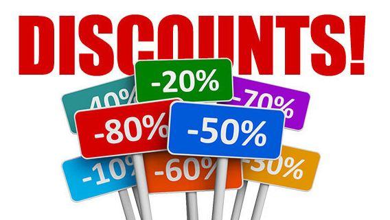 Grab Discounts