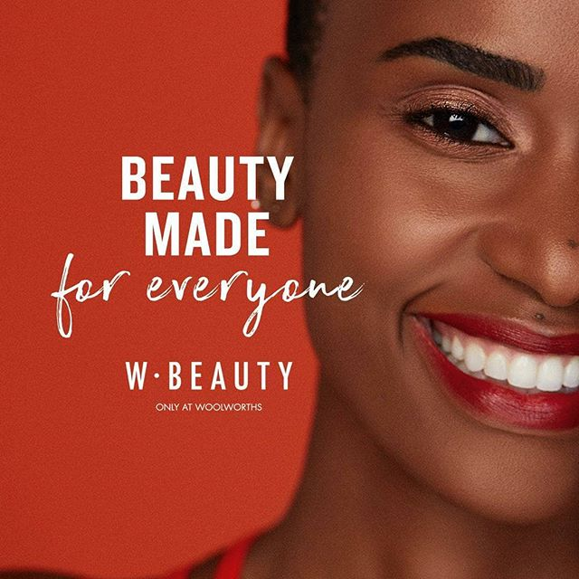 Zozibini Tunzi Partners with Woolworths South Africa's W Beauty