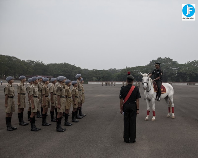 Life at National Defence Academy (NDA), Pune