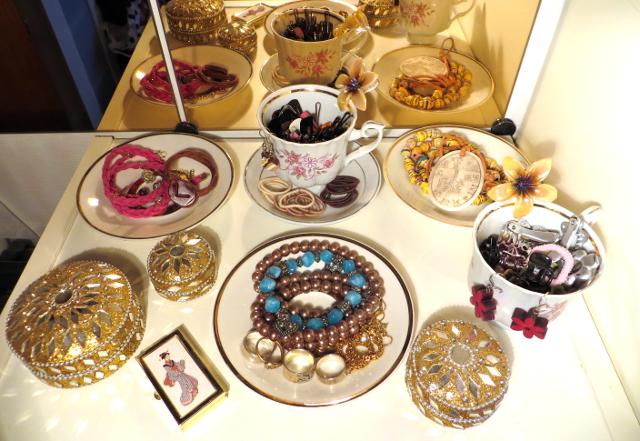 Jewellery organization