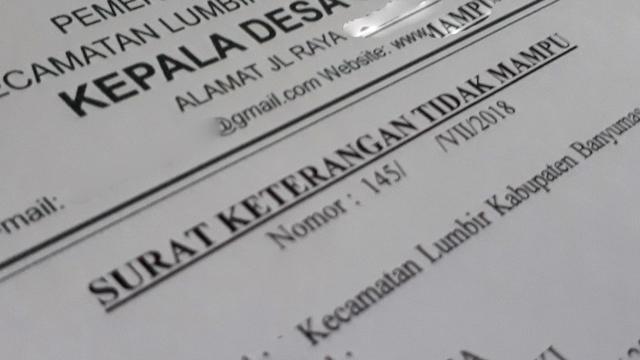 KK Pemohon SKTM Harus Rubah Status Wiraswasta