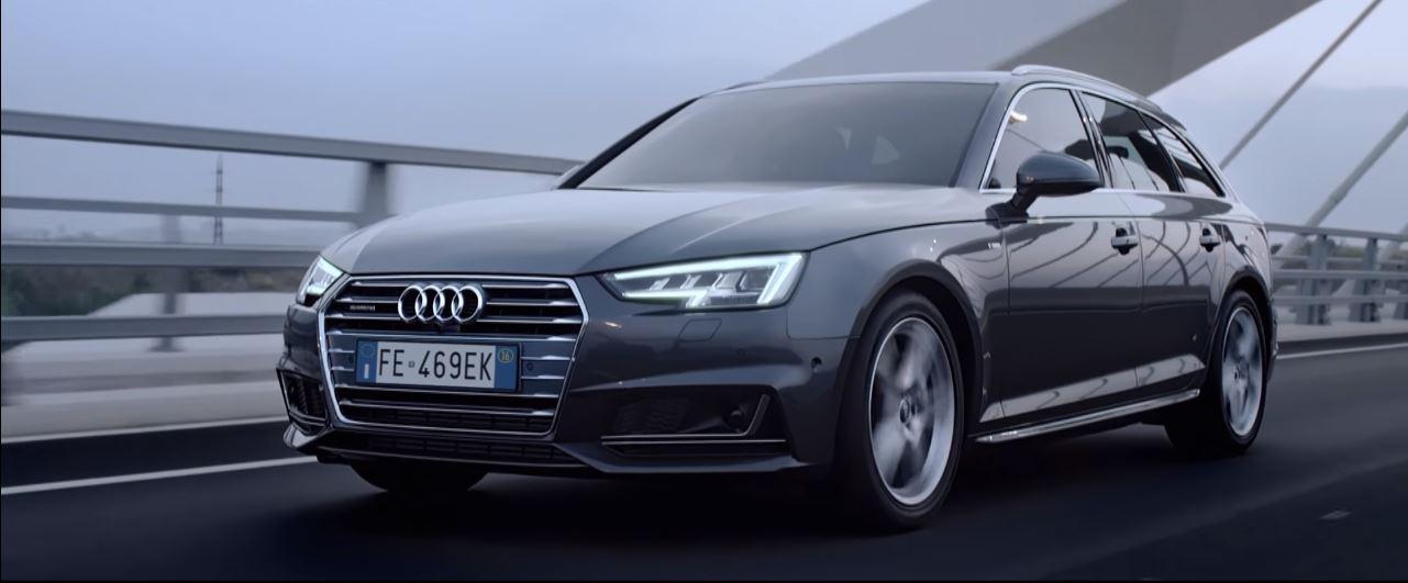 Canzone Pubblicità Nuova Audi A4