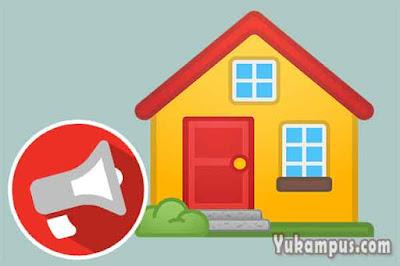 contoh iklan properti rumah dan apartemen