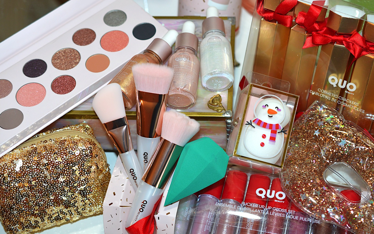QUO 2019 Holiday Collection Review
