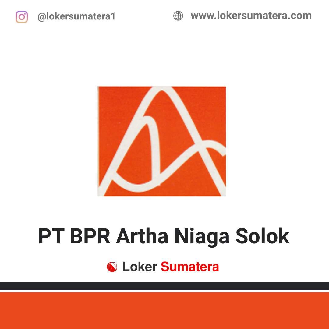 Lowongan Kerja Solok: PT BPR Artha Niaga Juni 2020