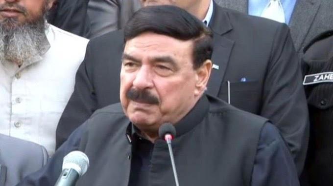 Despite Minister Sheikh Rashid found in a secret treaty alluded