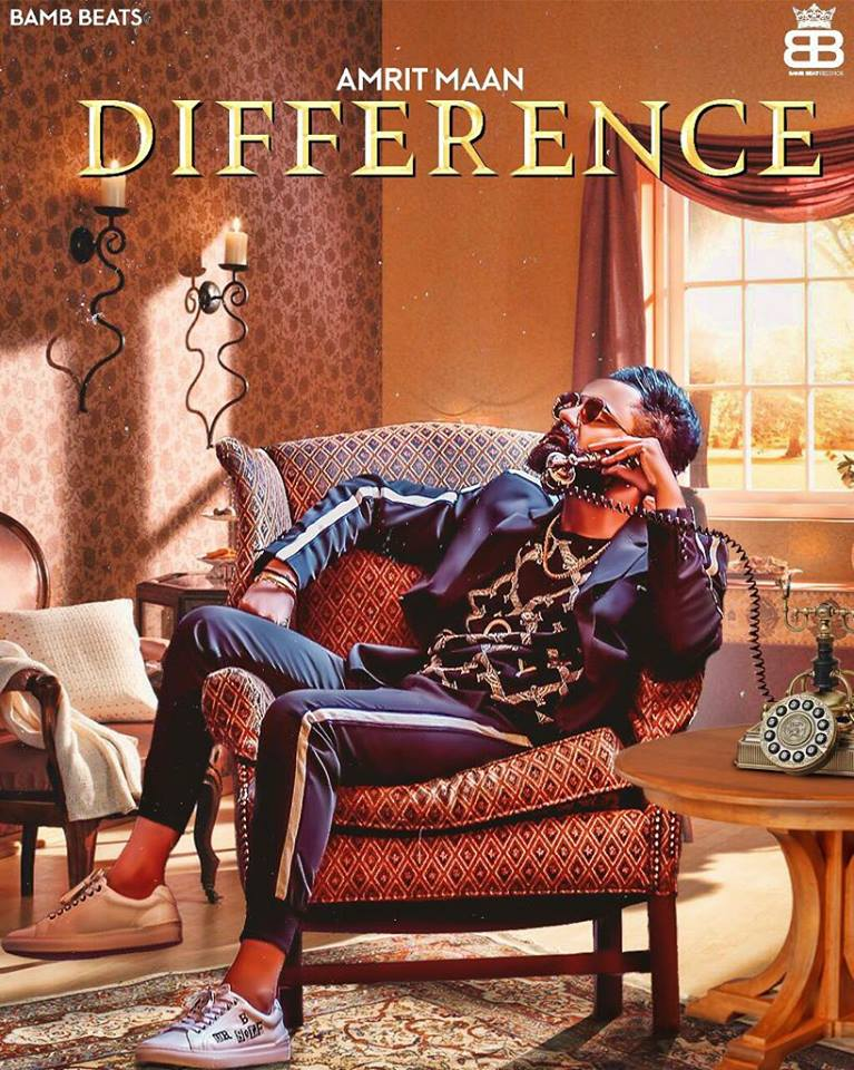 Difference    Amrit Maan    new song