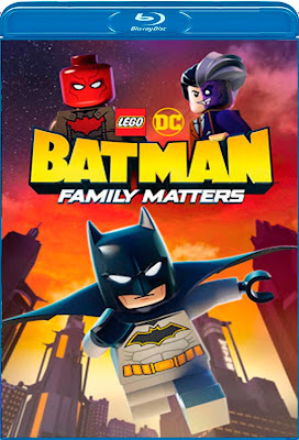 LEGO DC Batman – Family Matters [2019] [BD25] [Latino]