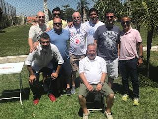 Tuti ex-jogador do Vasco da Gama e Ponte Preta recebe homenagem em Americana-SP
