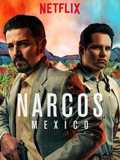 Affiche Netflix Narcos : Mexico