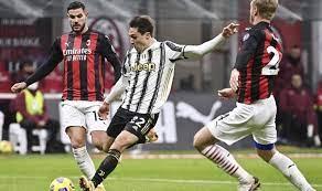موعد مباراةمباراة يوفنتوس وميلان في الدوري الايطالي