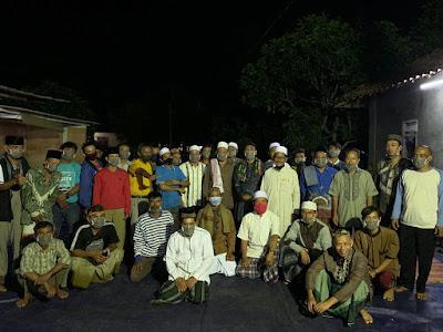 Masyarakat Tanjung Rame Dukung Kadus Armin Tetap Bertahan