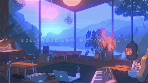Bollywood Lofi Music for Relax | Drive | Study | Chill