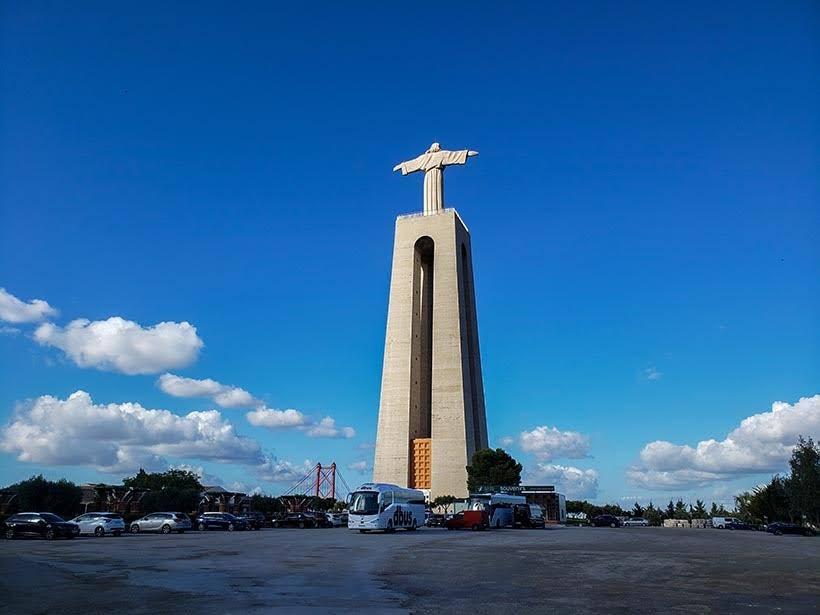 Santuário do Cristo Rei - o que  fazer em Lisboa