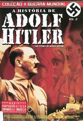 A História de Adolf Hitler - DVDRip Dublado (RMVB)