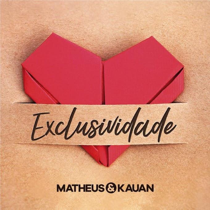 Matheus & Kauan - Exclusividade (Na Praia 2  Ao Vivo) mp3