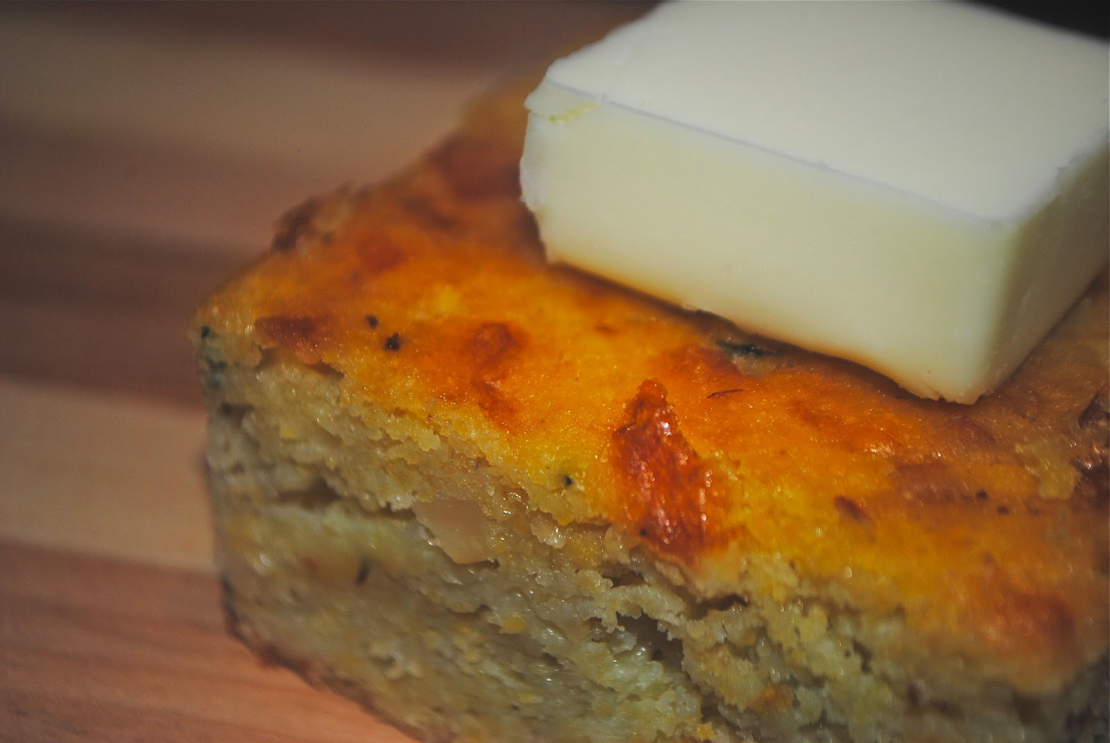 Recipe Doodle Zucchini Corn Bread With Spiced Nuts And