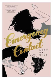 Book Review and GIVEAWAY: Emergency Contact, by Mary H.K. Choi {ends 6/5}