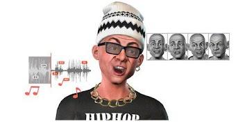 دورة مجانية لكيفية صنع الوجوه المتحركة من خلال برنامج CrazyTalk