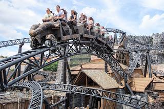 Parc Asterix Announces New Coaster For 2021.