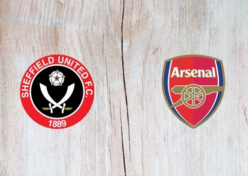 Sheffield United vs Arsenal Full Match & Highlights 28 June 2020