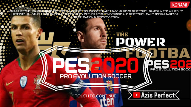 300 MB] Download PES 2020 Mod FTS 20 Android Offline First