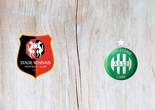 Rennes vs Saint-Etienne -Highlights 1 December 2019