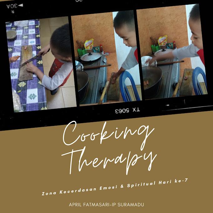 Zona 3 Bunda Sayang: Cooking Therapy