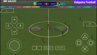 (300MB) PES 2021 PPSSPP Shopee Liga 1 Indonesia Camera PS4 Last Tranfers 2021 Best Graphics