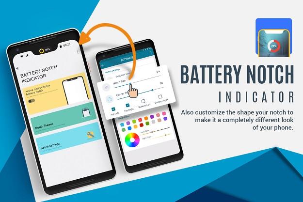 ενδειξη μπαταρίας ποσοστό εξοικονόμηση παραμετροποίηση Android