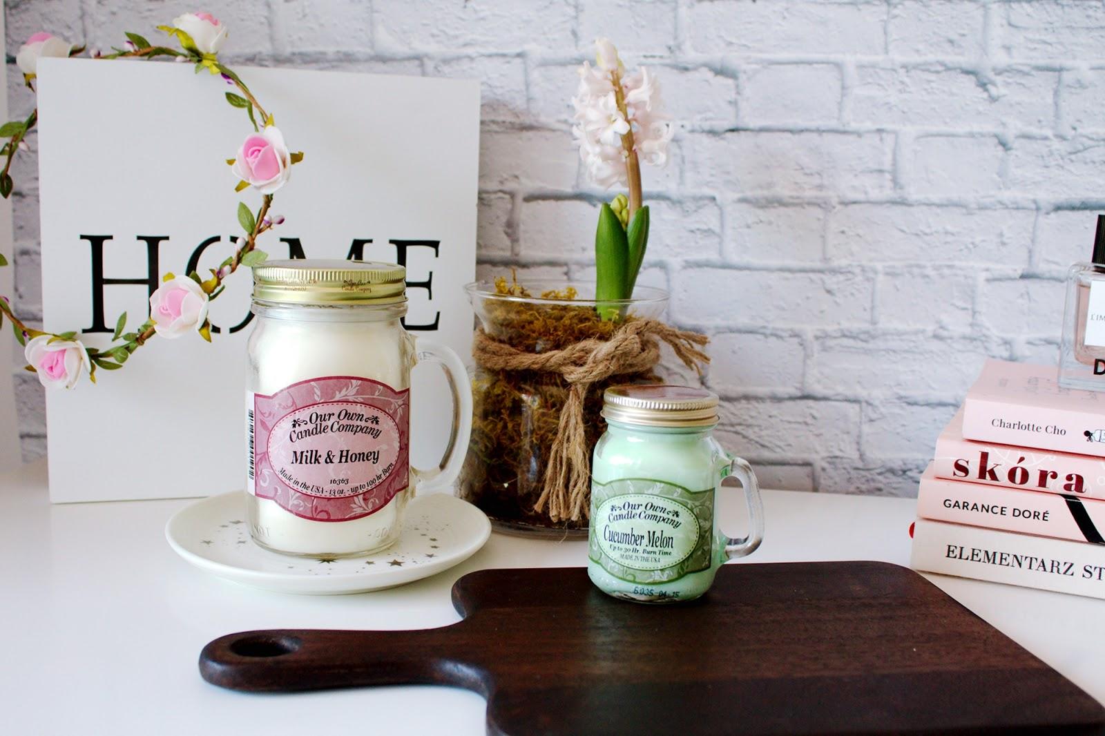 Zapach miesiąca | Mleko z miodem czy Ogórek z melonem?